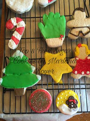 Gluten-free Vegan Sugar Cookies