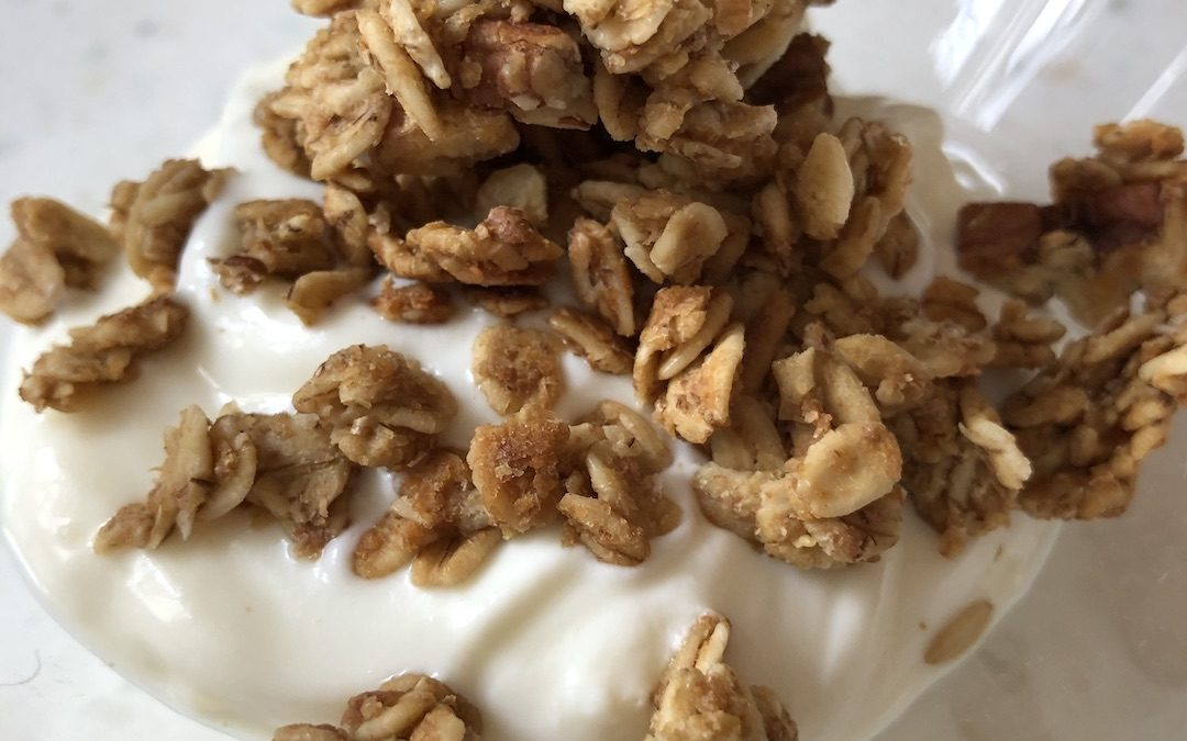 Chunky Granola Recipes